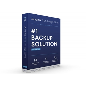 Acronis True Image 2016 PL for PC and MAC + Darmowy upgrade do wersji 2017