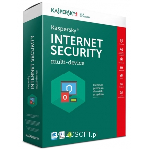 Kaspersky Internet Security 2018 multi-device 2PC kontynuacja