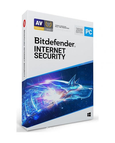 BitDefender Internet Security 2021 - 5PC kontynuacja